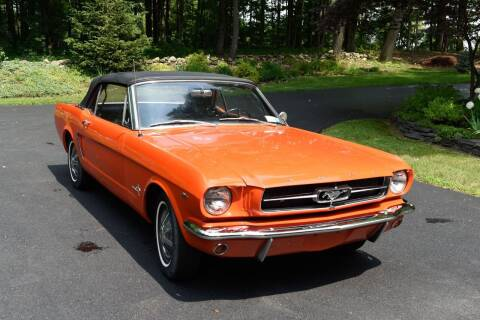 1965 Ford Mustang for sale at Great Lakes Classic Cars & Detail Shop in Hilton NY