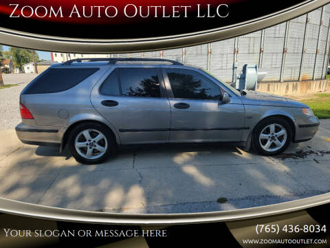 2002 Saab 9-5 for sale at Zoom Auto Outlet LLC in Thorntown IN