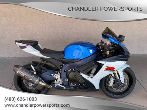 2011 Suzuki GSX-R600 for sale at Chandler Powersports in Chandler AZ