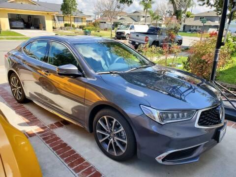 2018 Acura TLX for sale at Auto Facil Club in Orange CA