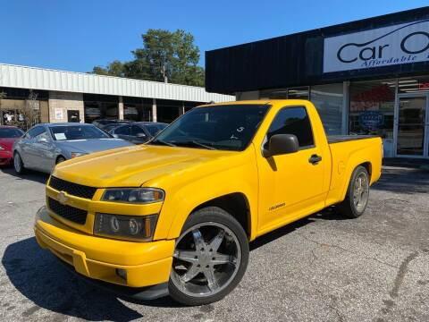 2004 Chevrolet Colorado for sale at Car Online in Roswell GA
