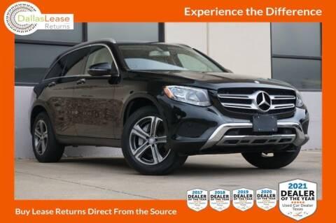 2016 Mercedes-Benz GLC for sale at Dallas Auto Finance in Dallas TX