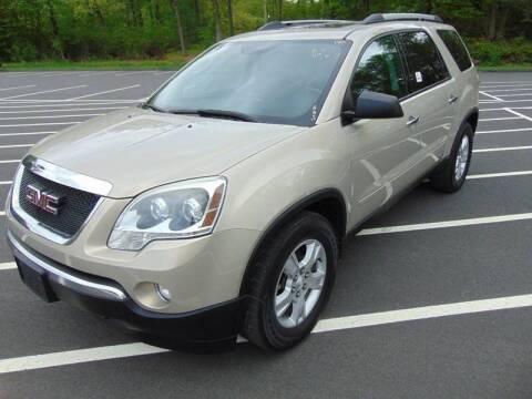 2010 GMC Acadia for sale at LA Motors in Waterbury CT