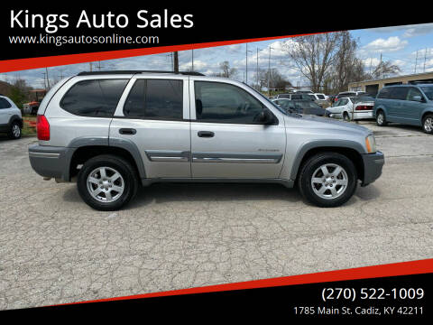 2006 Isuzu Ascender for sale at Kings Auto Sales in Cadiz KY