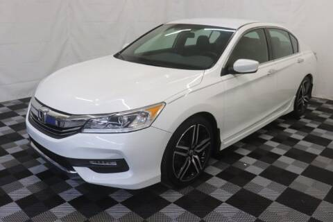2017 Honda Accord for sale at AH Ride & Pride Auto Group in Akron OH