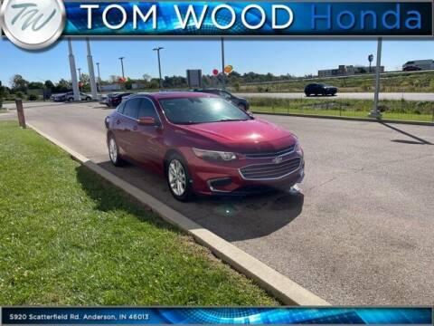 2017 Chevrolet Malibu for sale at Tom Wood Honda in Anderson IN