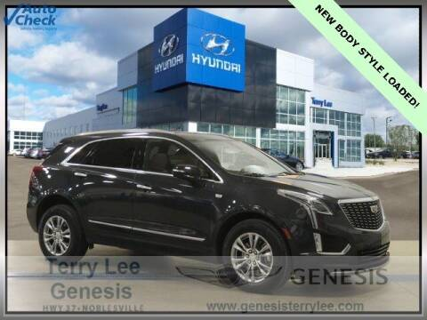 2020 Cadillac XT5 for sale at Terry Lee Hyundai in Noblesville IN