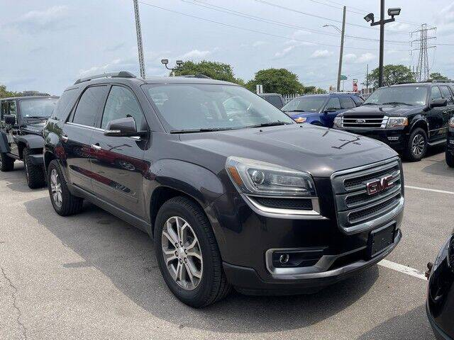 2013 GMC Acadia for sale at SOUTHFIELD QUALITY CARS in Detroit MI
