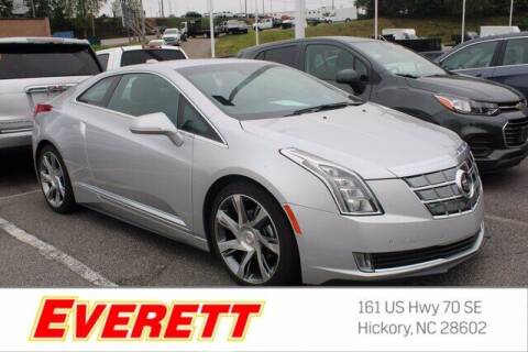 2014 Cadillac ELR for sale at Everett Chevrolet Buick GMC in Hickory NC
