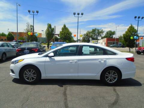 2017 Hyundai Sonata for sale at Smart Buy Auto Sales in Ogden UT