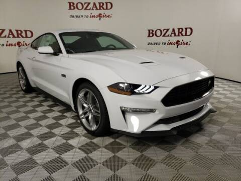 2021 Ford Mustang for sale at BOZARD FORD in Saint Augustine FL