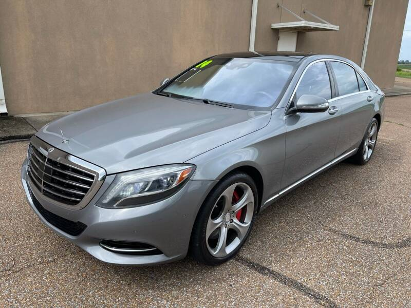 2014 Mercedes-Benz S-Class for sale at The Auto Toy Store in Robinsonville MS