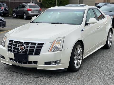 2012 Cadillac CTS for sale at MAGIC AUTO SALES - Magic Auto Prestige in South Hackensack NJ