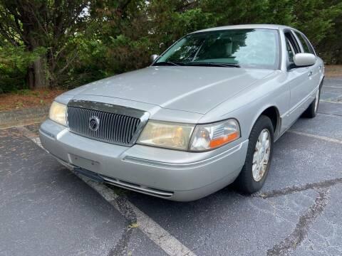 2004 Mercury Grand Marquis for sale at Lenoir Auto in Lenoir NC
