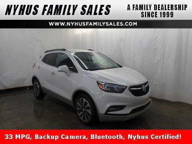 2017 Buick Encore for sale at Nyhus Family Sales in Perham MN