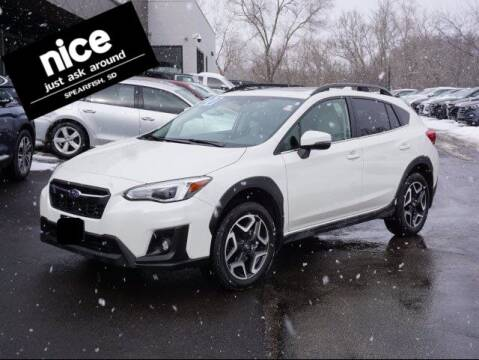 2020 Subaru Crosstrek for sale at PRESTIGE AUTO SALES in Spearfish SD