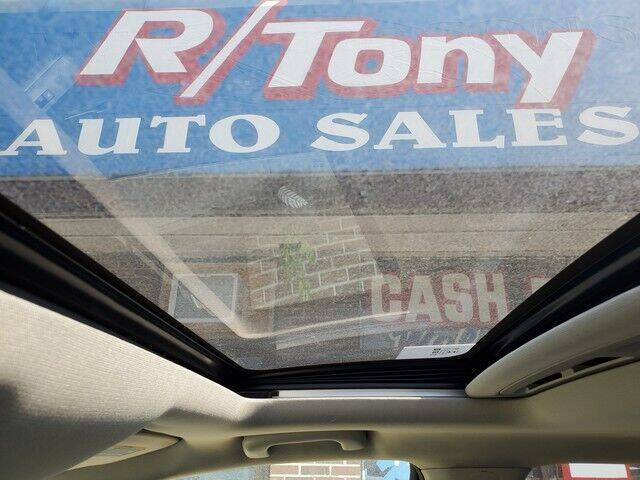 2015 Chevrolet Trax for sale at R Tony Auto Sales in Clinton Township MI