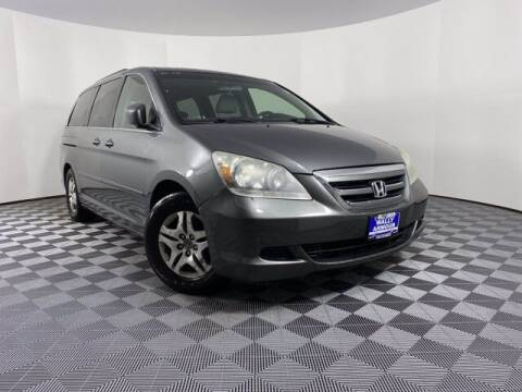 2007 Honda Odyssey for sale at GotJobNeedCar.com in Alliance OH