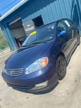 2003 Toyota Corolla for sale at Car Barn of Springfield in Springfield MO