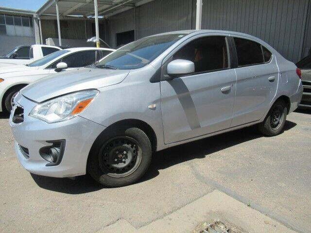 2017 Mitsubishi Mirage G4 for sale at Autos by Jeff Tempe in Tempe AZ