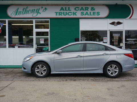 2014 Hyundai Sonata for sale at Anthony's All Cars & Truck Sales in Dearborn Heights MI
