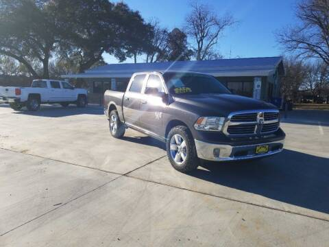2015 RAM Ram Pickup 1500 for sale at Bostick's Auto & Truck Sales in Brownwood TX