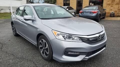 2017 Honda Accord for sale at Citi Motors in Highland Park NJ