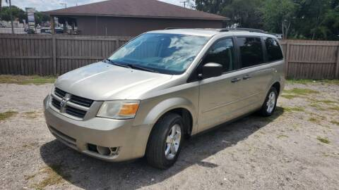 2008 Dodge Grand Caravan for sale at Firm Life Auto Sales in Seffner FL