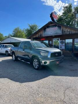 2008 Toyota Tundra for sale at LEE AUTO SALES in McAlester OK
