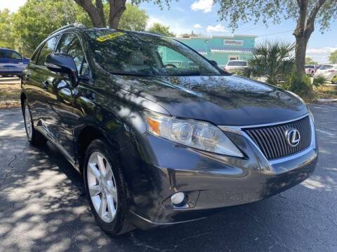 2011 Lexus RX 350 for sale at Palm Bay Motors in Palm Bay FL
