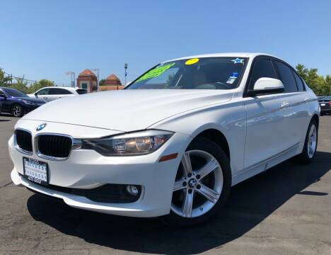 2014 BMW 3 Series for sale at LUGO AUTO GROUP in Sacramento CA