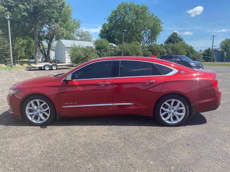 2014 Chevrolet Impala for sale in Canistota, SD