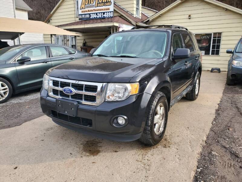 2011 Ford Escape for sale at Auto Town Used Cars in Morgantown WV