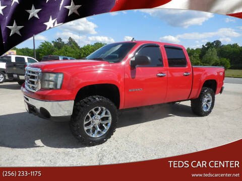 2011 GMC Sierra 1500 for sale at TEDS CAR CENTER in Athens AL