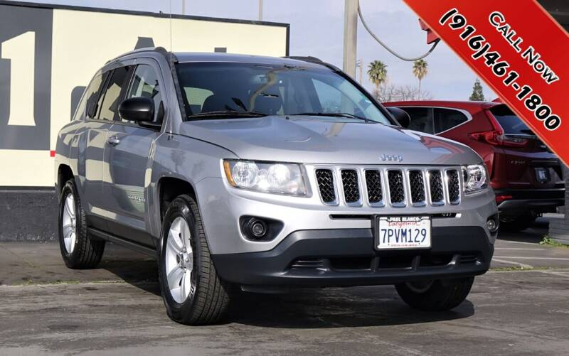 2016 Jeep Compass for sale at H1 Auto Group in Sacramento CA