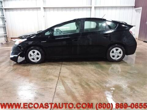 2010 Toyota Prius for sale at East Coast Auto Source Inc. in Bedford VA