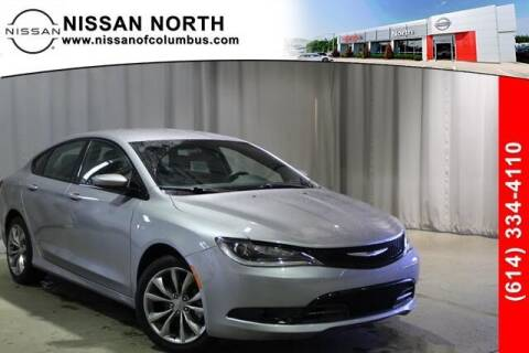 2016 Chrysler 200 for sale at Auto Center of Columbus in Columbus OH