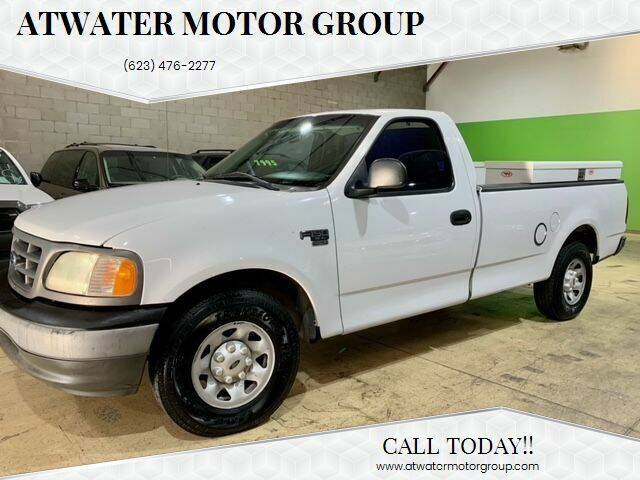 2004 Ford F-150 Heritage for sale at Atwater Motor Group in Phoenix AZ