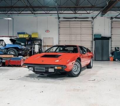 1976 Lamborghini Urraco for sale at Classic Car Deals in Cadillac MI