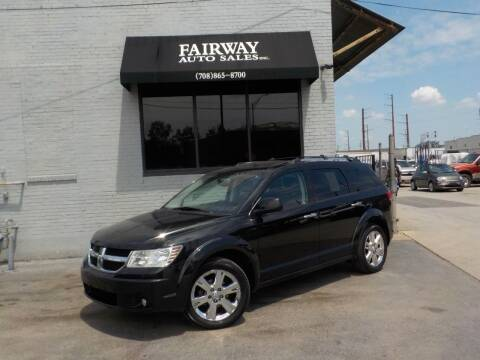 2010 Dodge Journey for sale at FAIRWAY AUTO SALES, INC. in Melrose Park IL