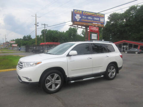 2012 Toyota Highlander for sale at Car Connection in Little Rock AR