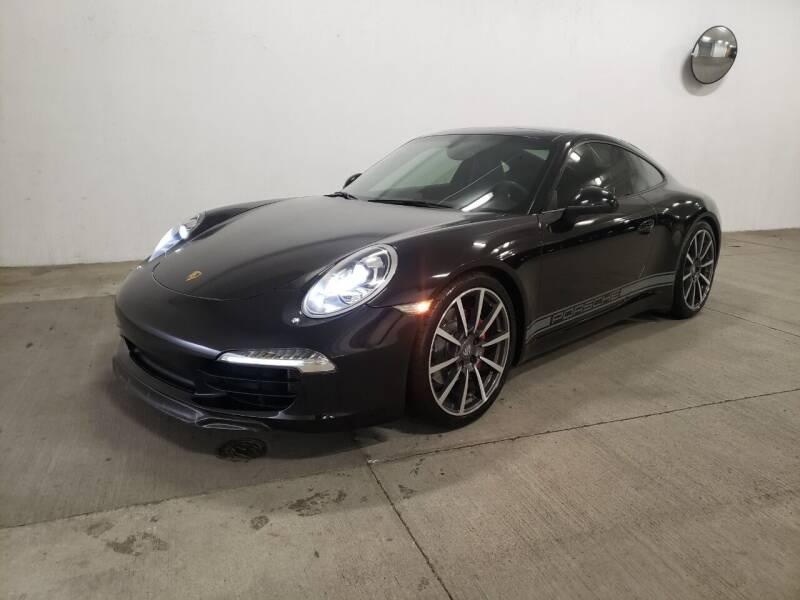 2013 Porsche 911 for sale at Painlessautos.com in Bellevue WA