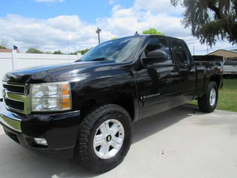 2007 Chevrolet Silverado 1500 for sale at D & R Auto Brokers in Ridgeland SC
