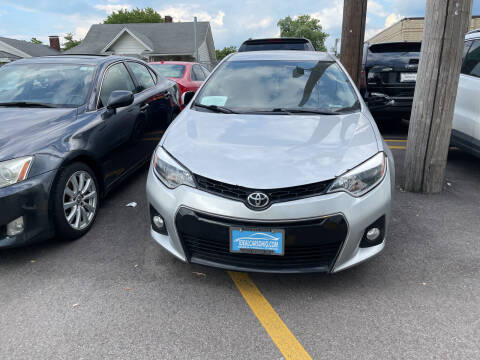 2015 Toyota Corolla for sale at Ideal Cars in Hamilton OH