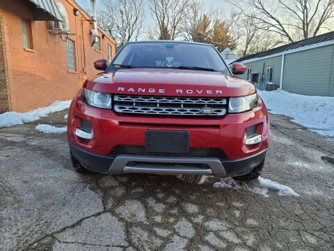 2015 Land Rover Range Rover Evoque for sale at LOT 51 AUTO SALES in Madison WI