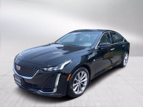 2020 Cadillac CT5 for sale at Fitzgerald Cadillac & Chevrolet in Frederick MD