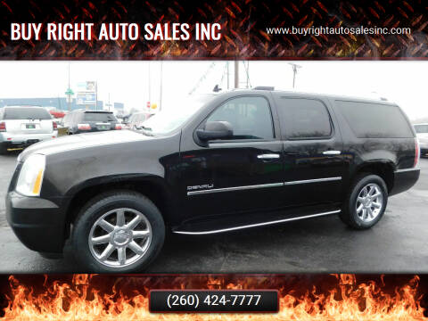 2010 GMC Yukon XL for sale at Buy Right Auto Sales Inc in Fort Wayne IN