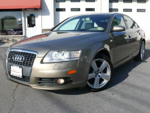2008 Audi A6 for sale at MY CAR OUTLET in Mount Crawford VA