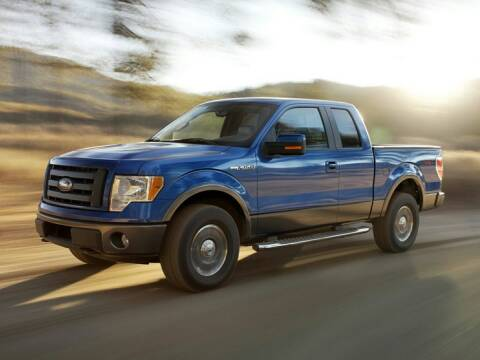 2011 Ford F-150 for sale at BASNEY HONDA in Mishawaka IN