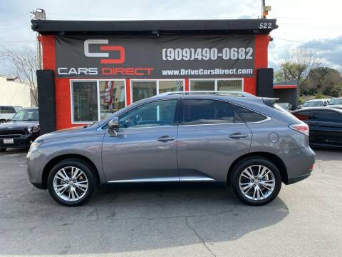 2013 Lexus RX 350 for sale at Cars Direct in Ontario CA